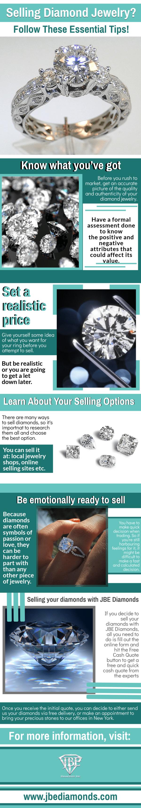 Selling Diamond Jewelry? - | Sell My Diamond NYC